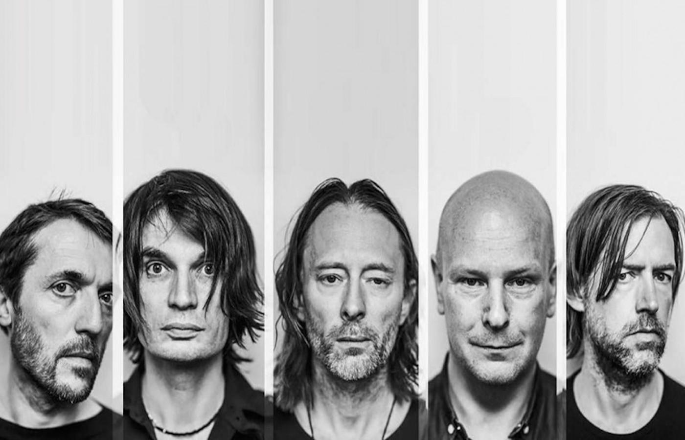 Radiohead promo