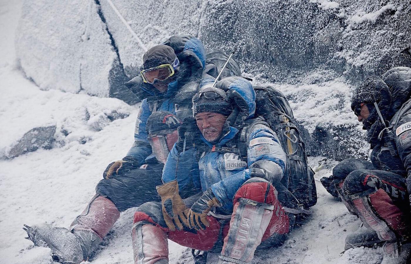 映画『ヒマラヤ 地上8000メートルの絆』レビュー