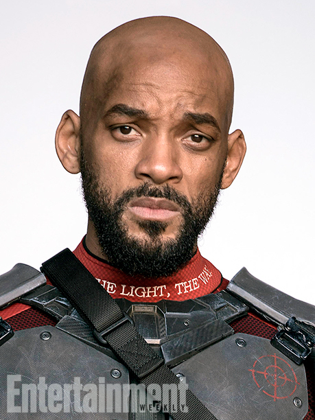 Suicide squad deadshot will smith