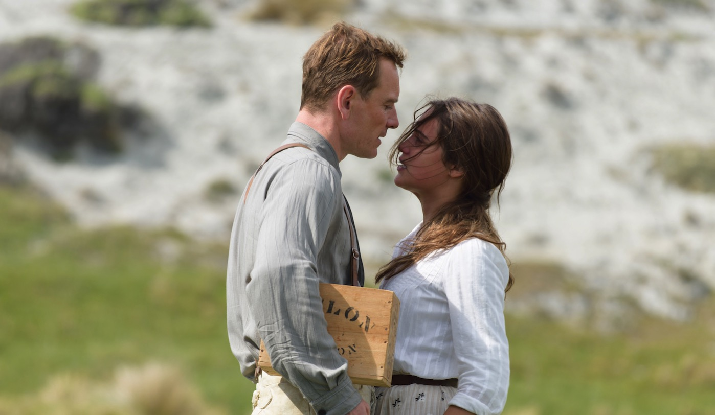 The light between oceans 1