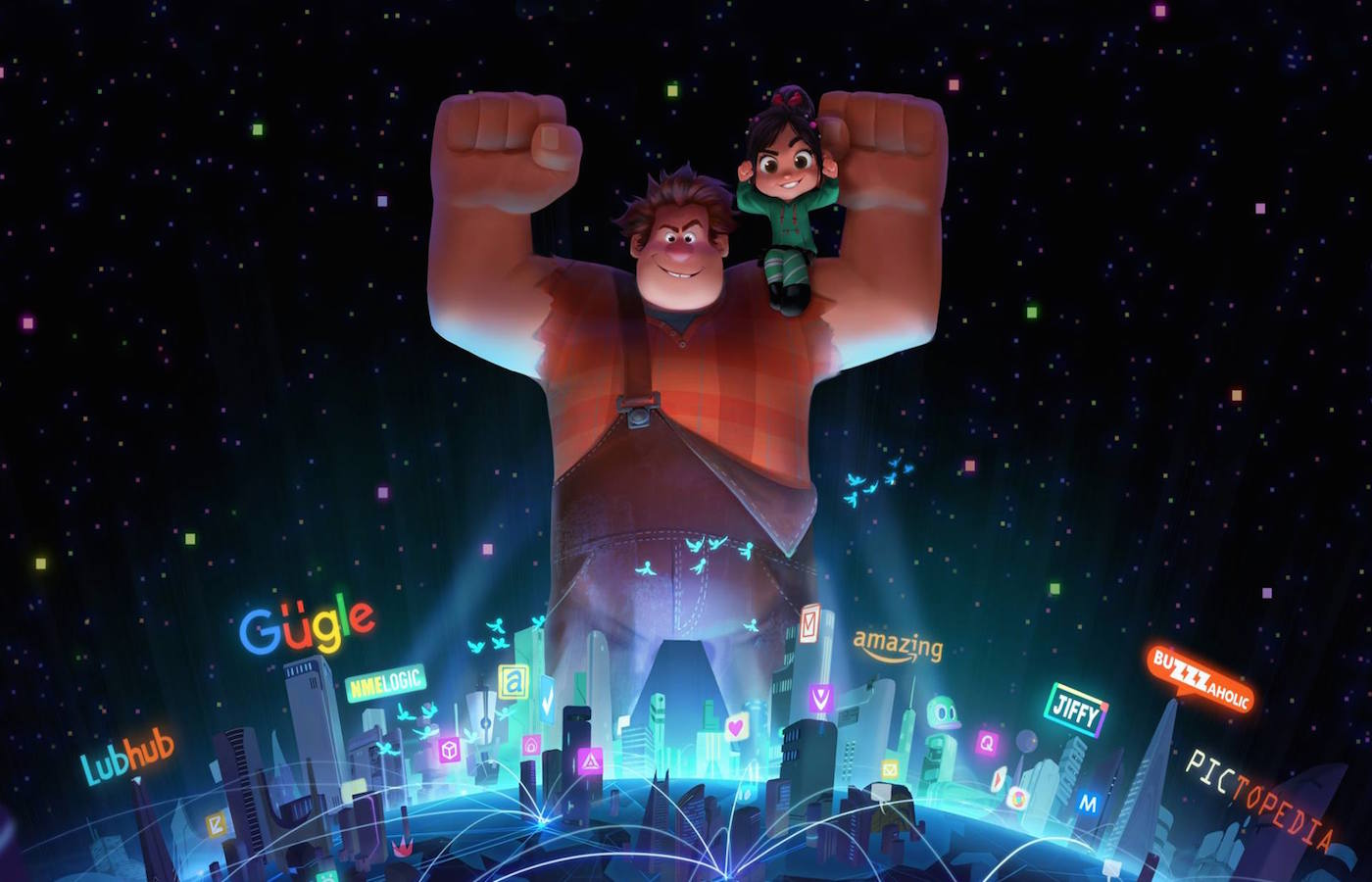 Wreck it ralph 2 image1