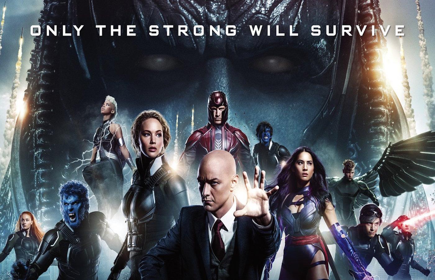 映画『X-MEN: アポカリプス』レビュー(ネタバレページあり)