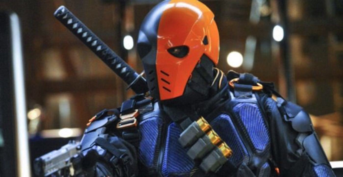 Arrow Slade Wilson Deathstroke to Return