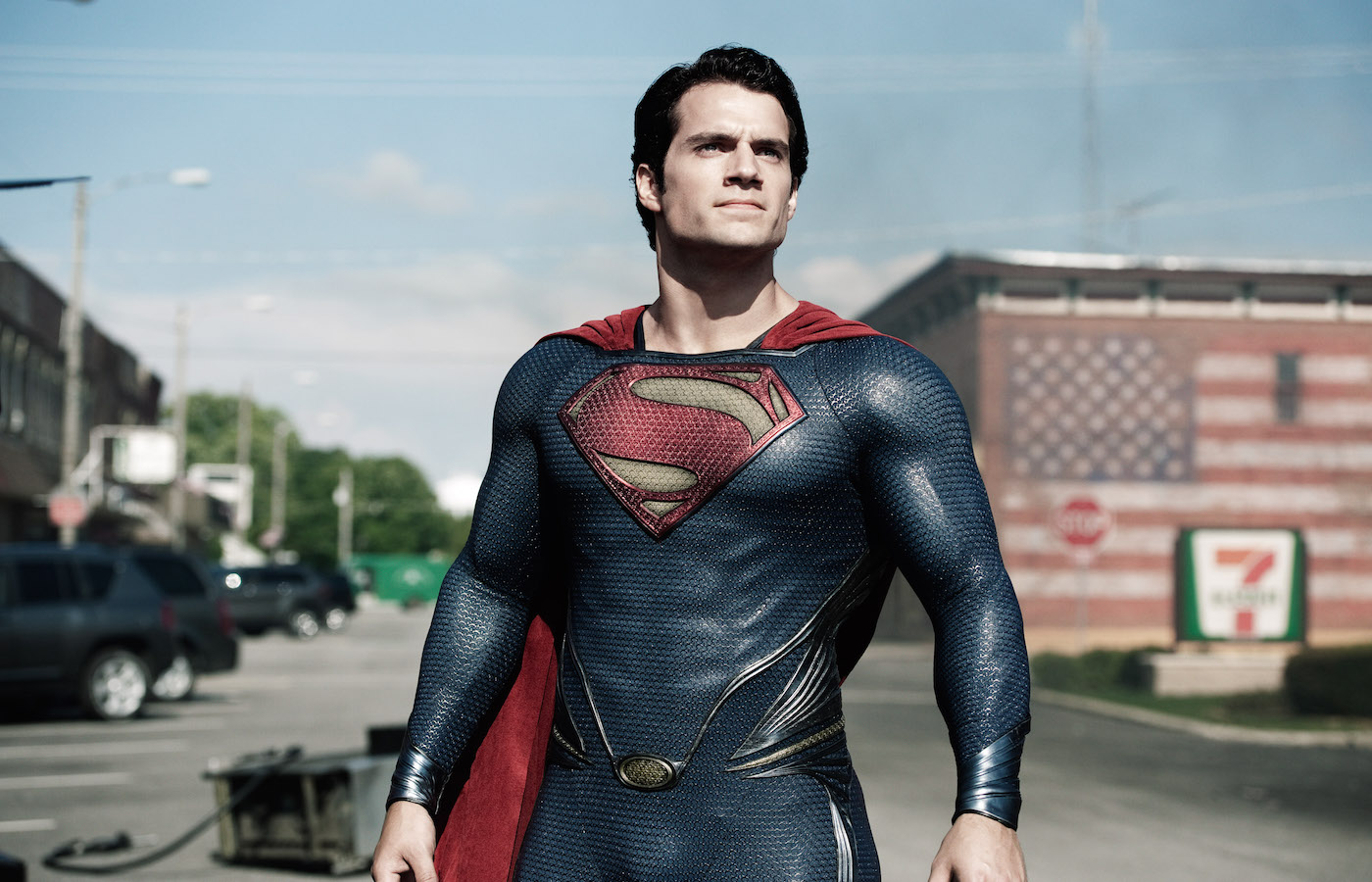 Man of Steel Henry Cavill image 4