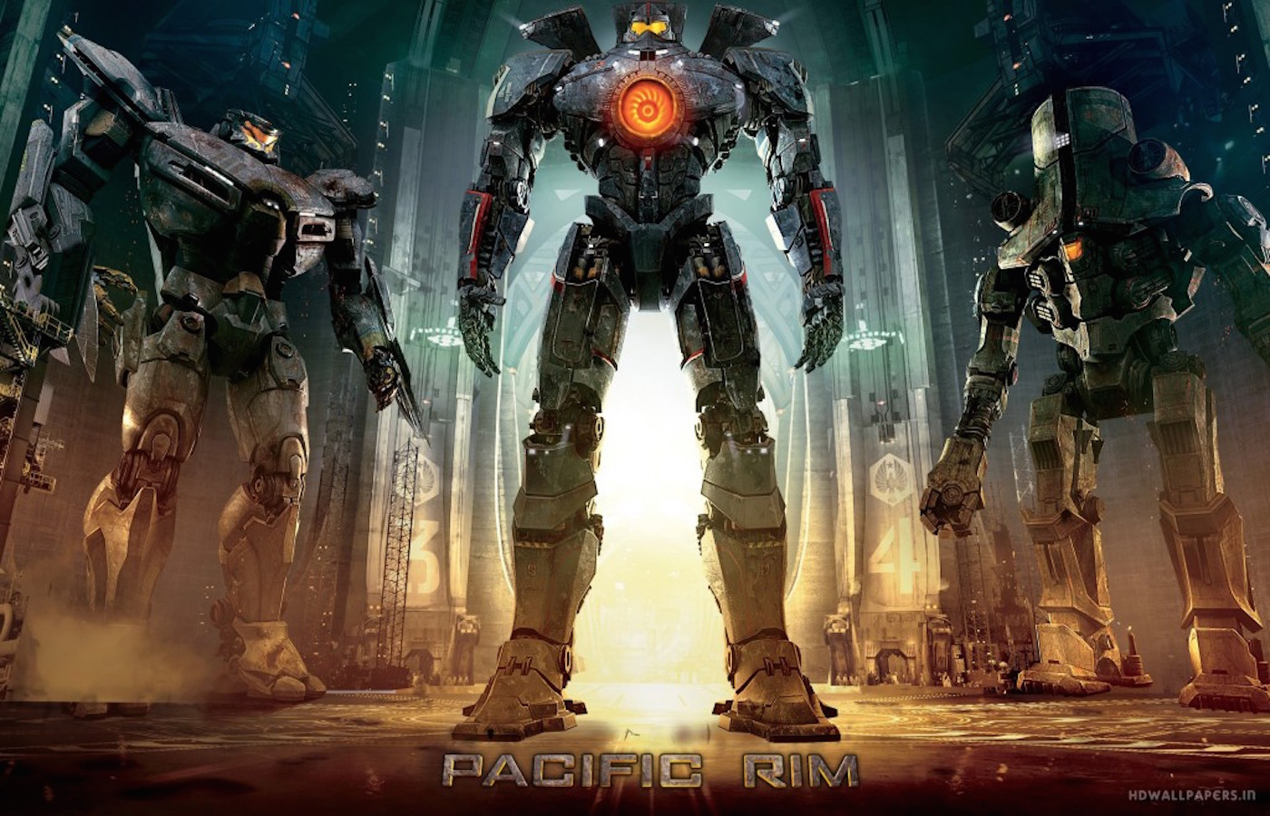 Pacific Rim Banner HD Wallpaper 1024x640