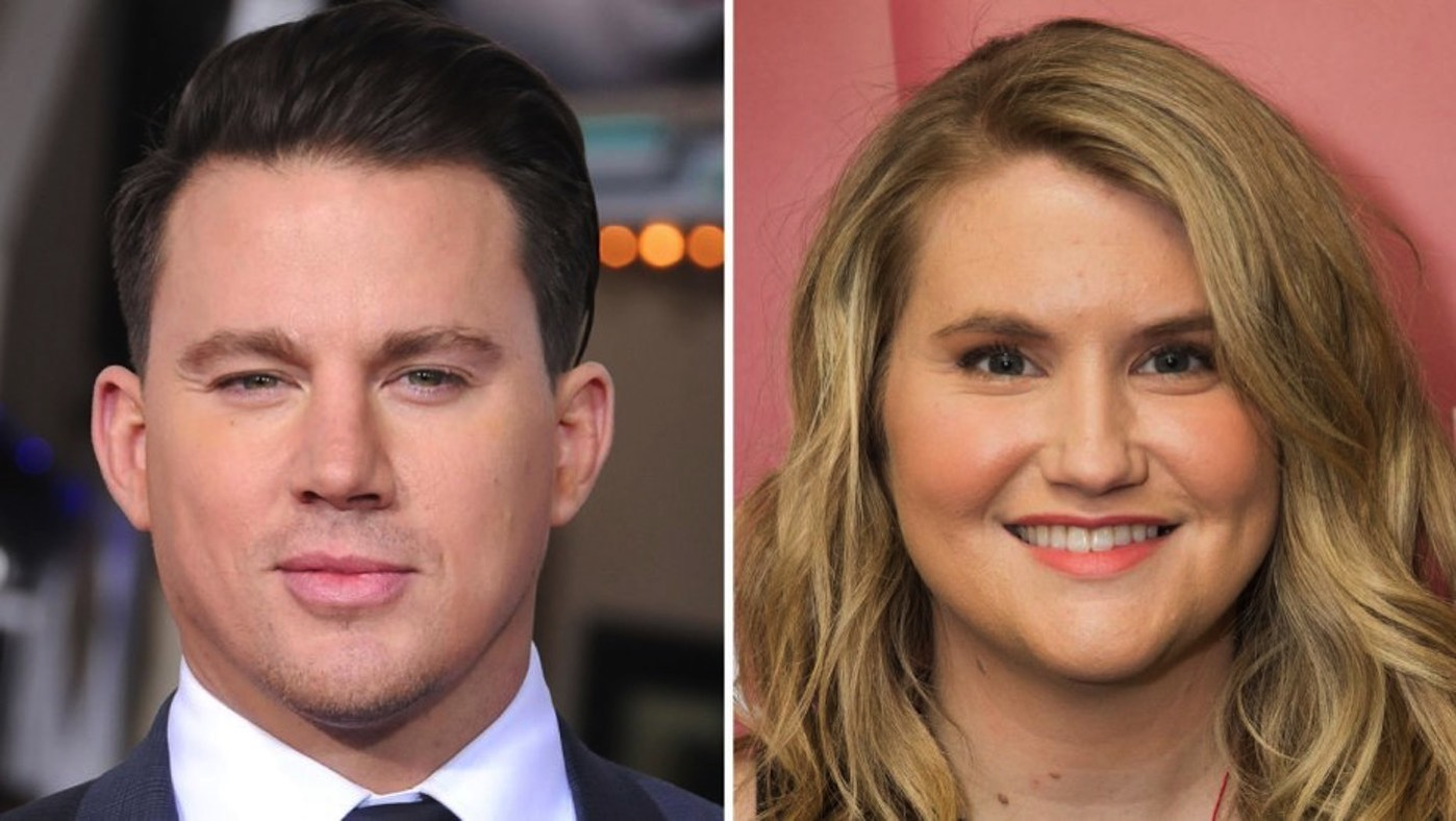 Channing tatum jillian bell split h 2016