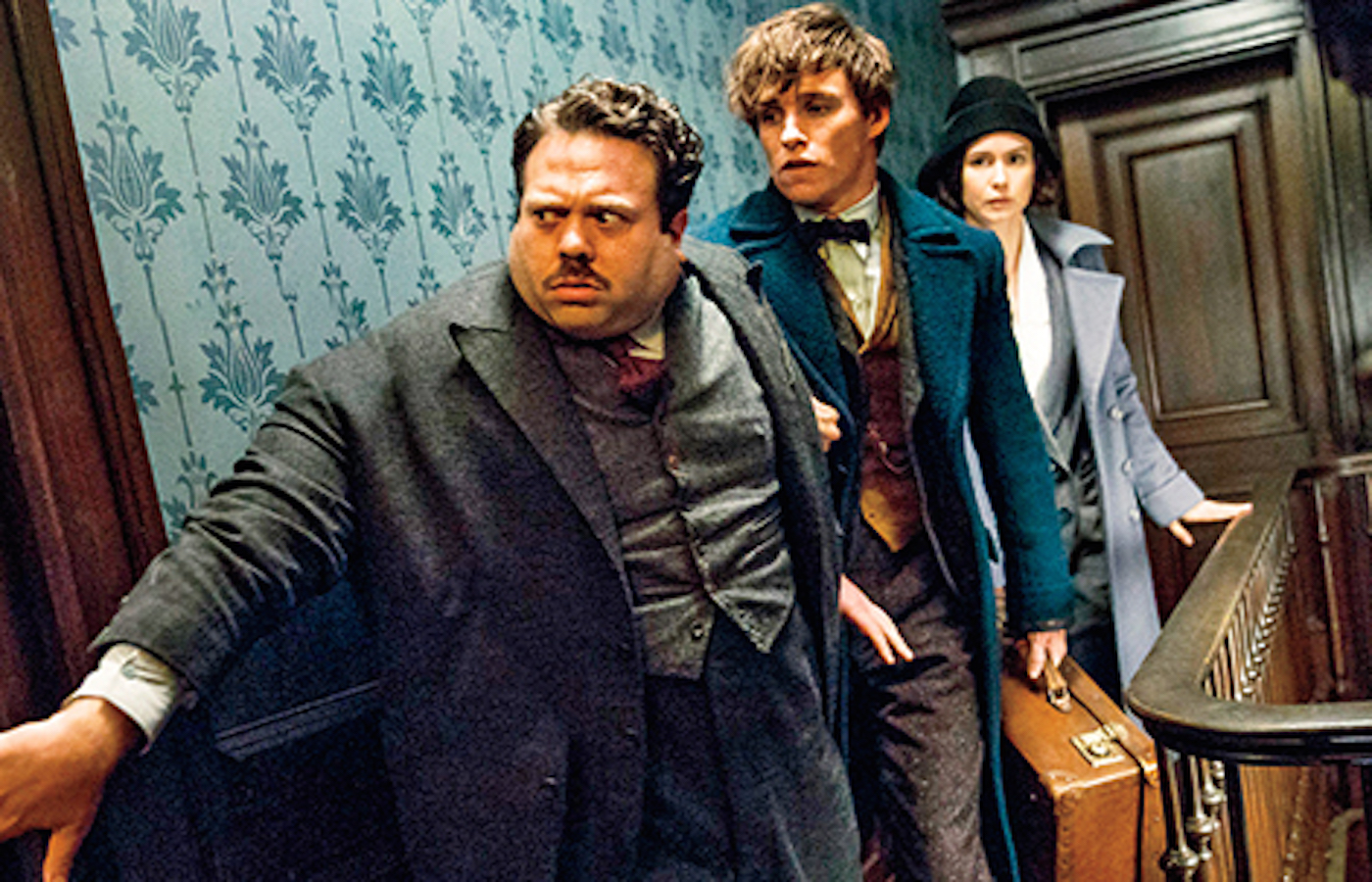 Fantastic beasts and where to find them dan fogler