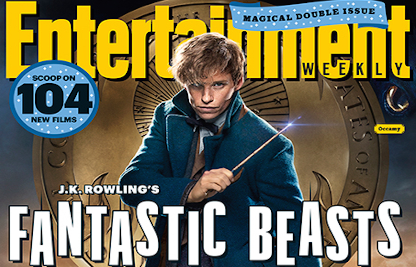 Fantastic beasts ew cover 1