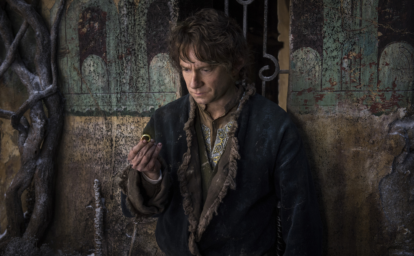 The hobbit the battle of the five armies image martin freeman