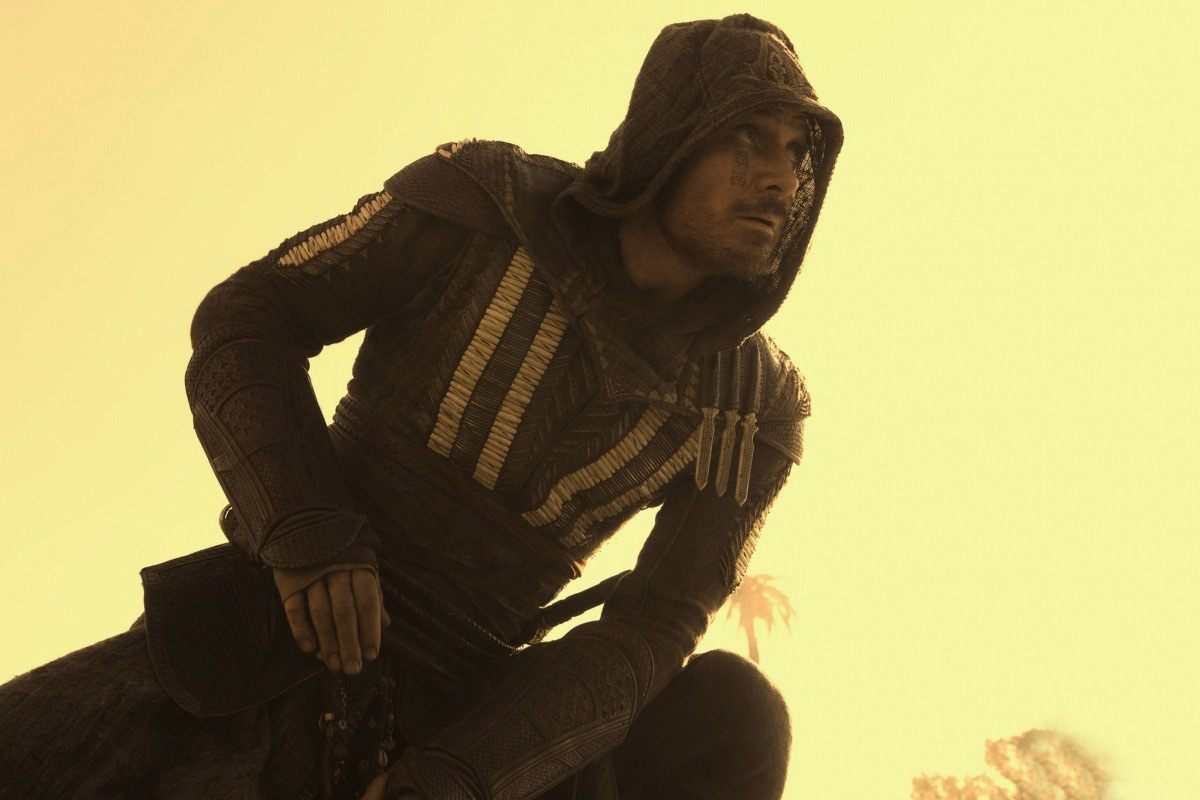 Assassins creed michael fassbender image 9