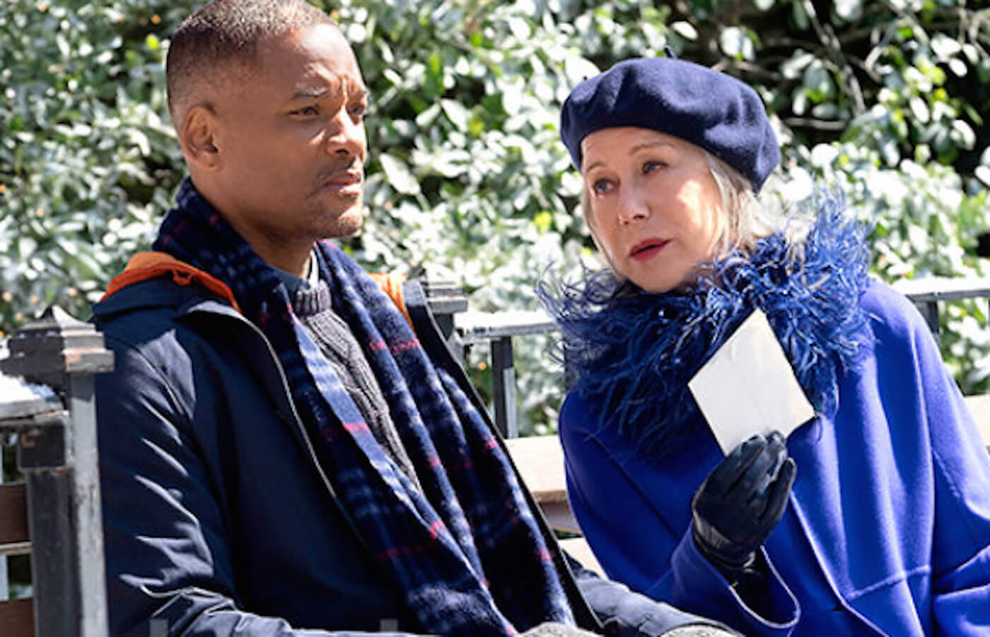 Collateral beauty will smith helen mirren