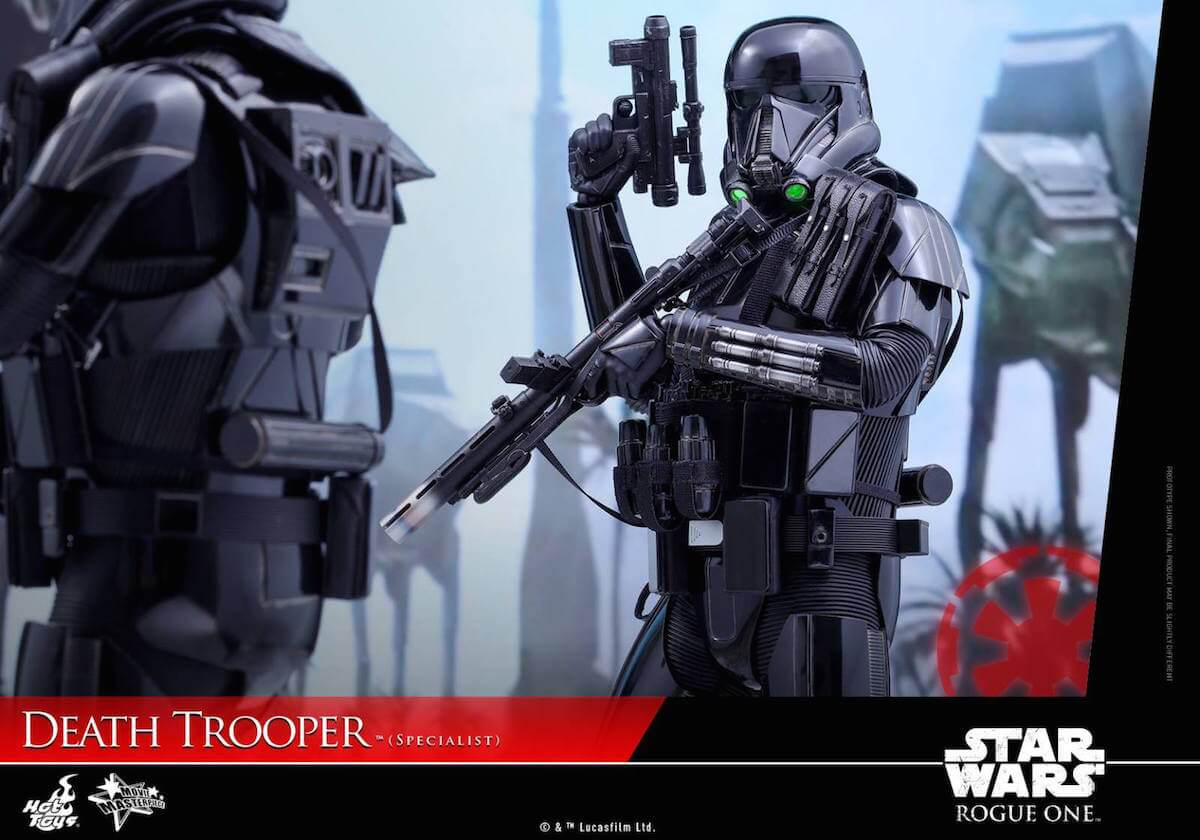 Rogue one deathtropper figure10