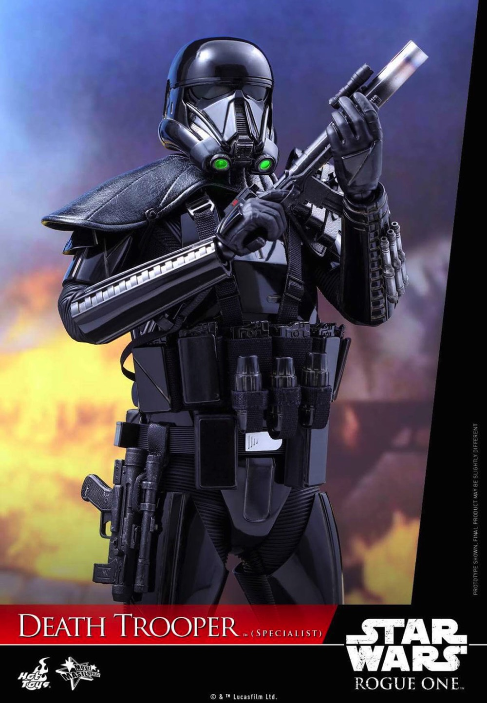 Rogue one deathtropper figure41