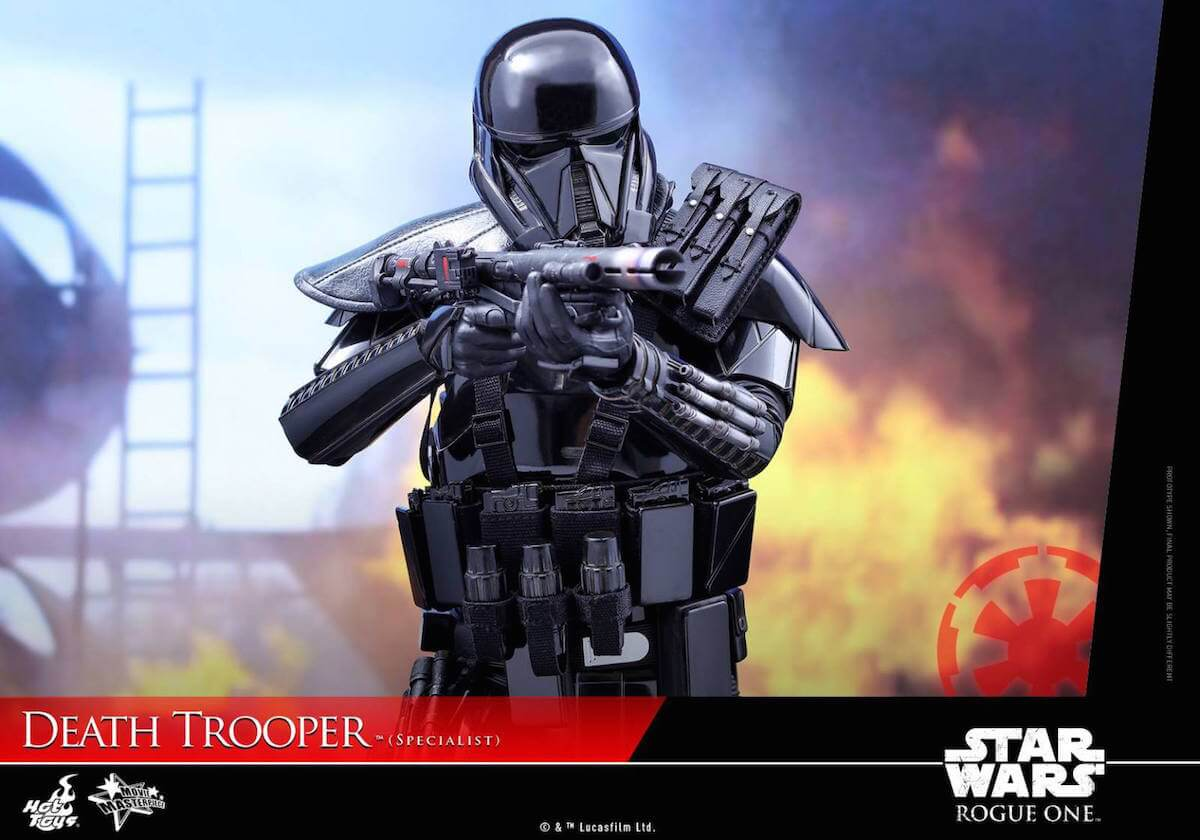 Rogue one deathtropper figure6