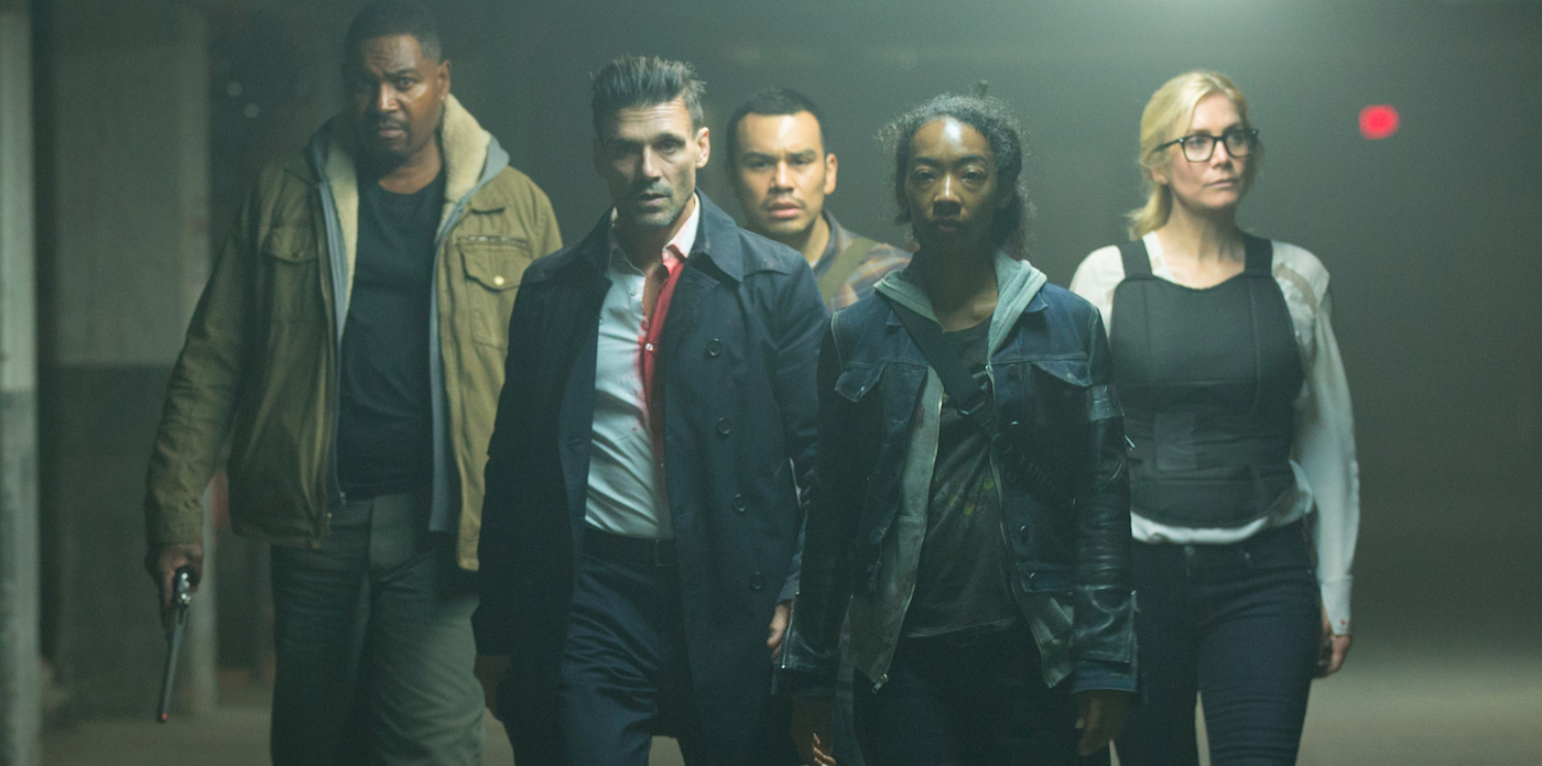 The Purge Election Year cast