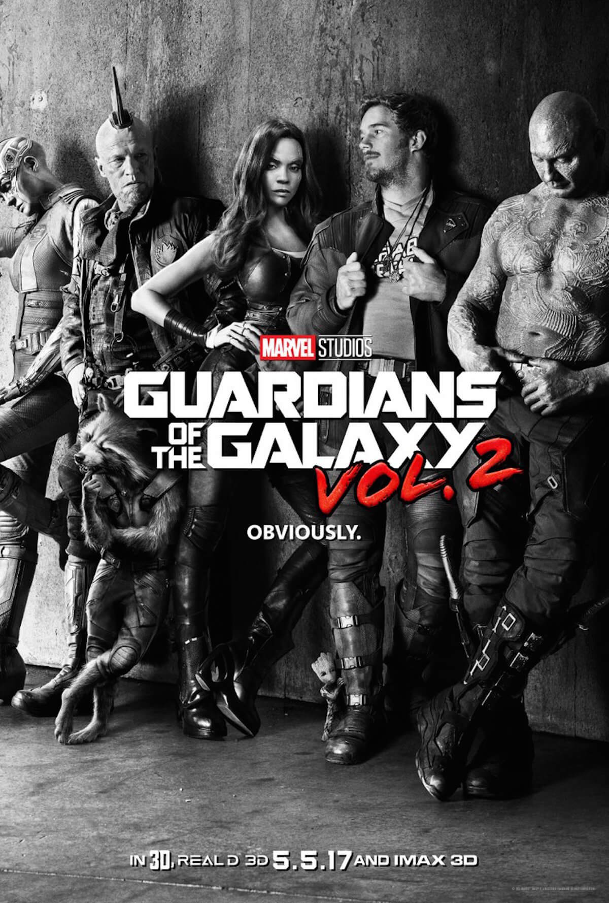 Guardians of the galaxy 2 poster 2