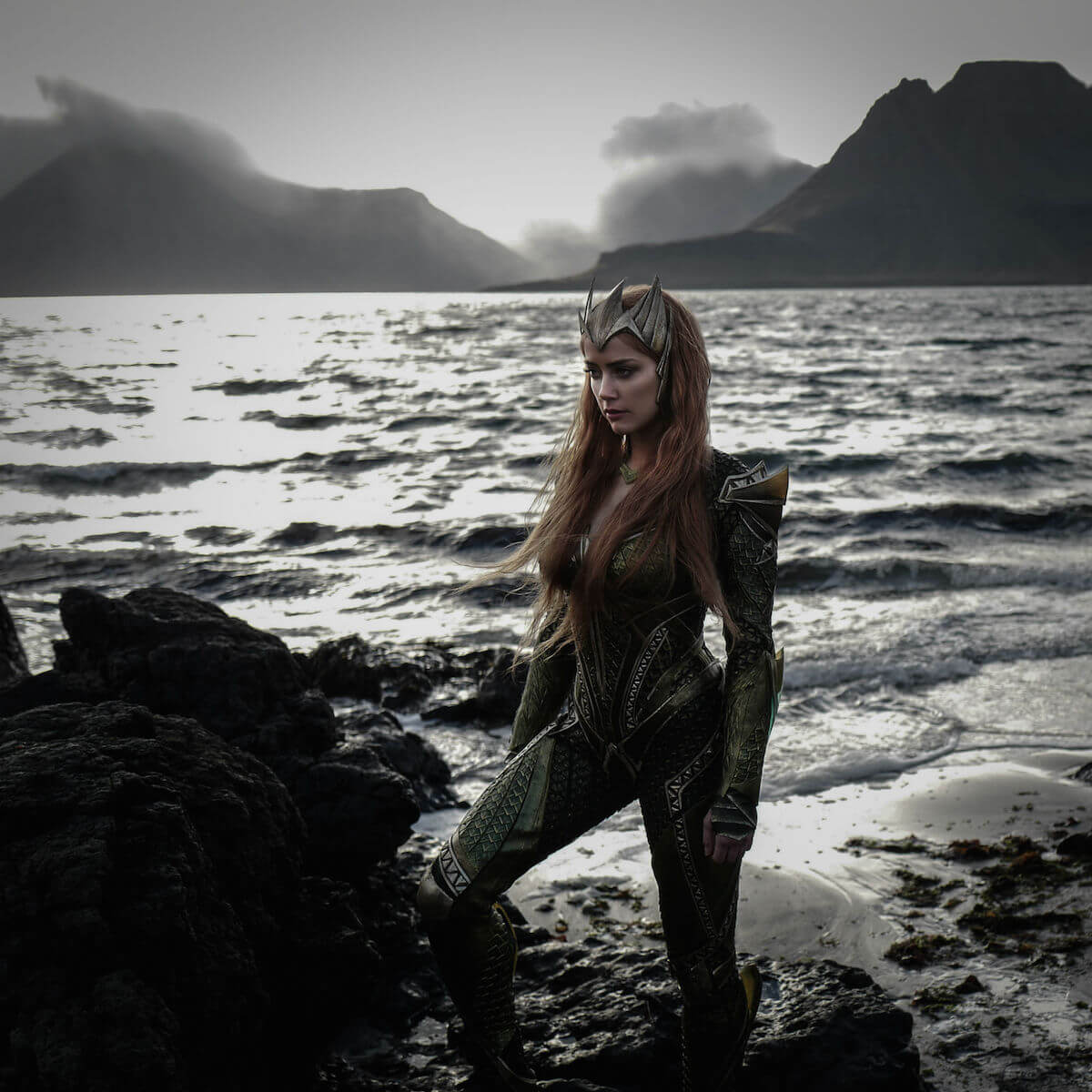 Justice league mera amber heard 2