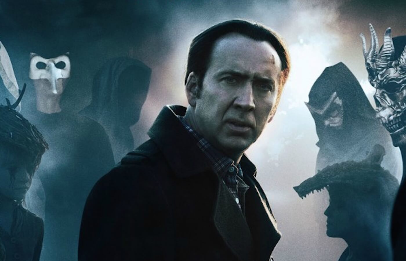 Pay the ghost nicolas cage