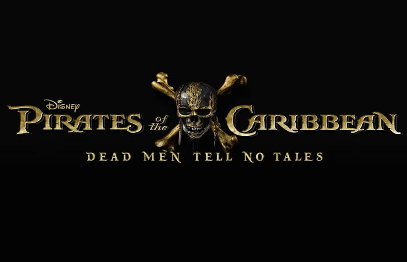 Pirates of the caribbean 5 logo