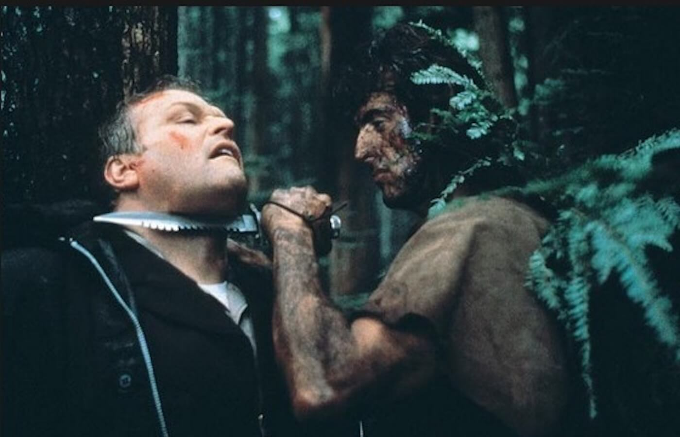 Rambo first blood brian dennehy stallone