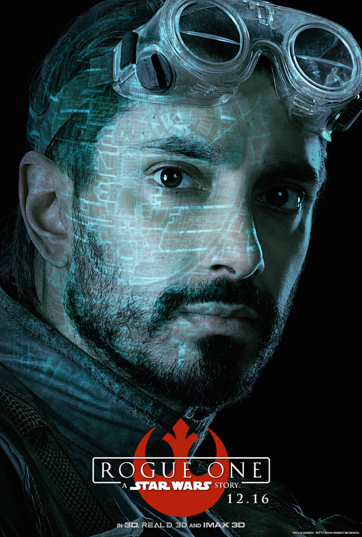 Rogue one poster riz ahmed