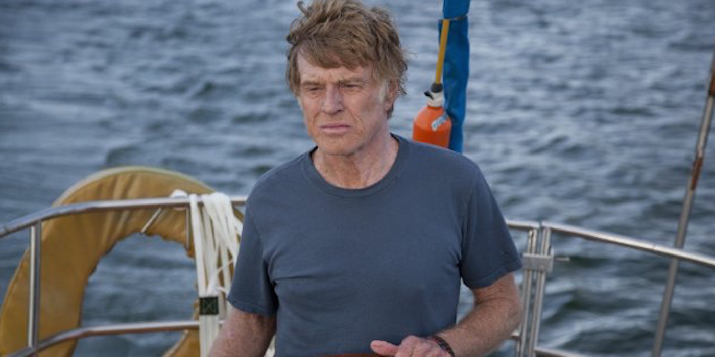 All is lost robert redford1