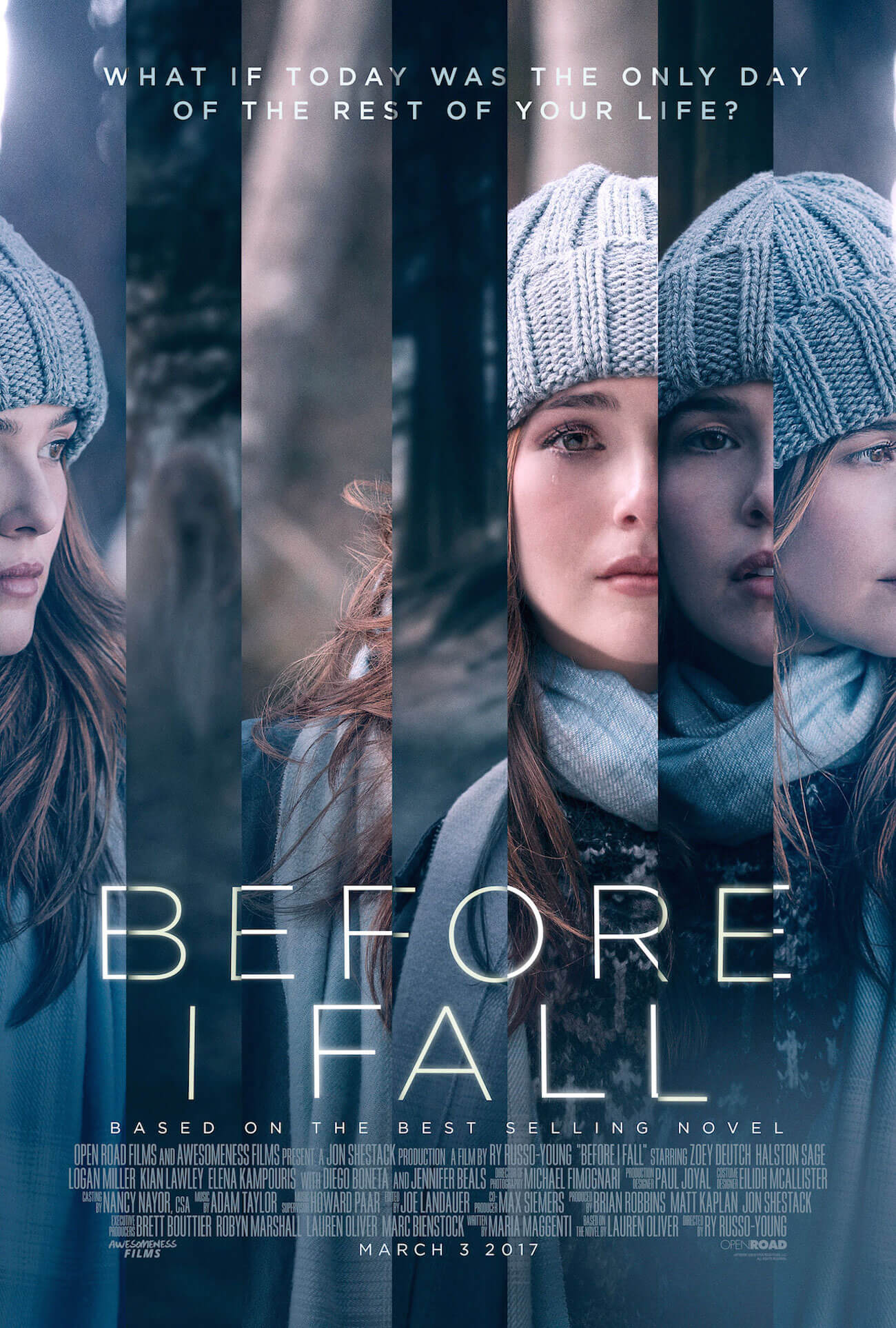 Before i fall onesheet 2