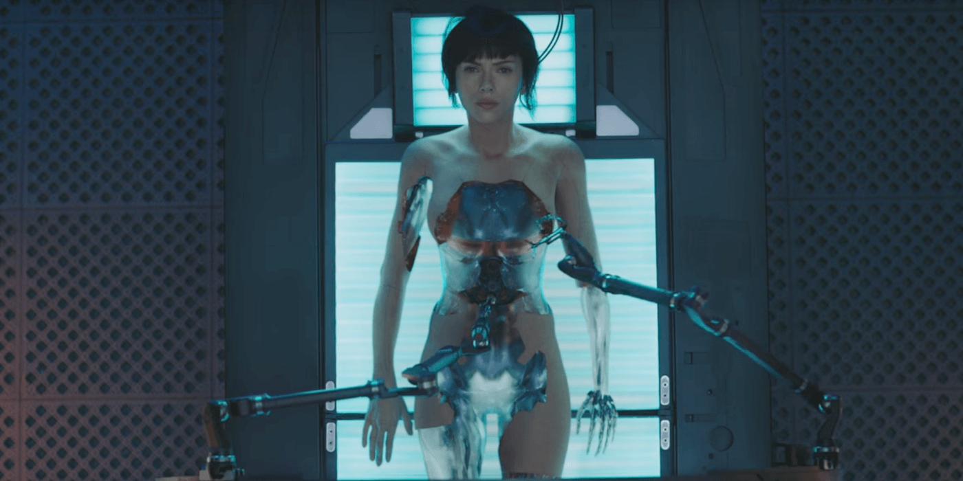 ハリウッド実写化『ゴースト・イン・ザ・シェル/Ghost in the Shell』の予告編が公開!
