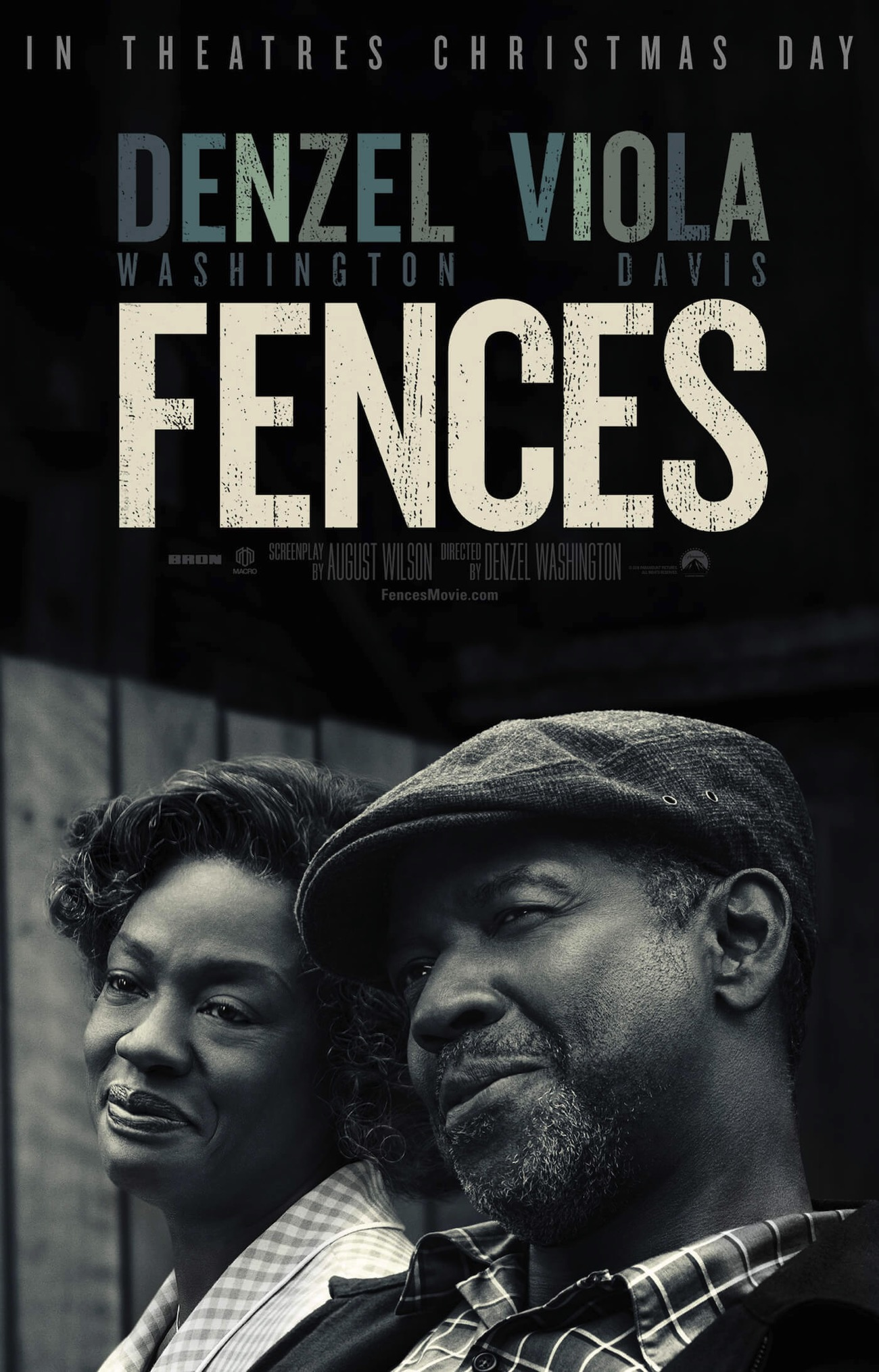 Fences poster 1