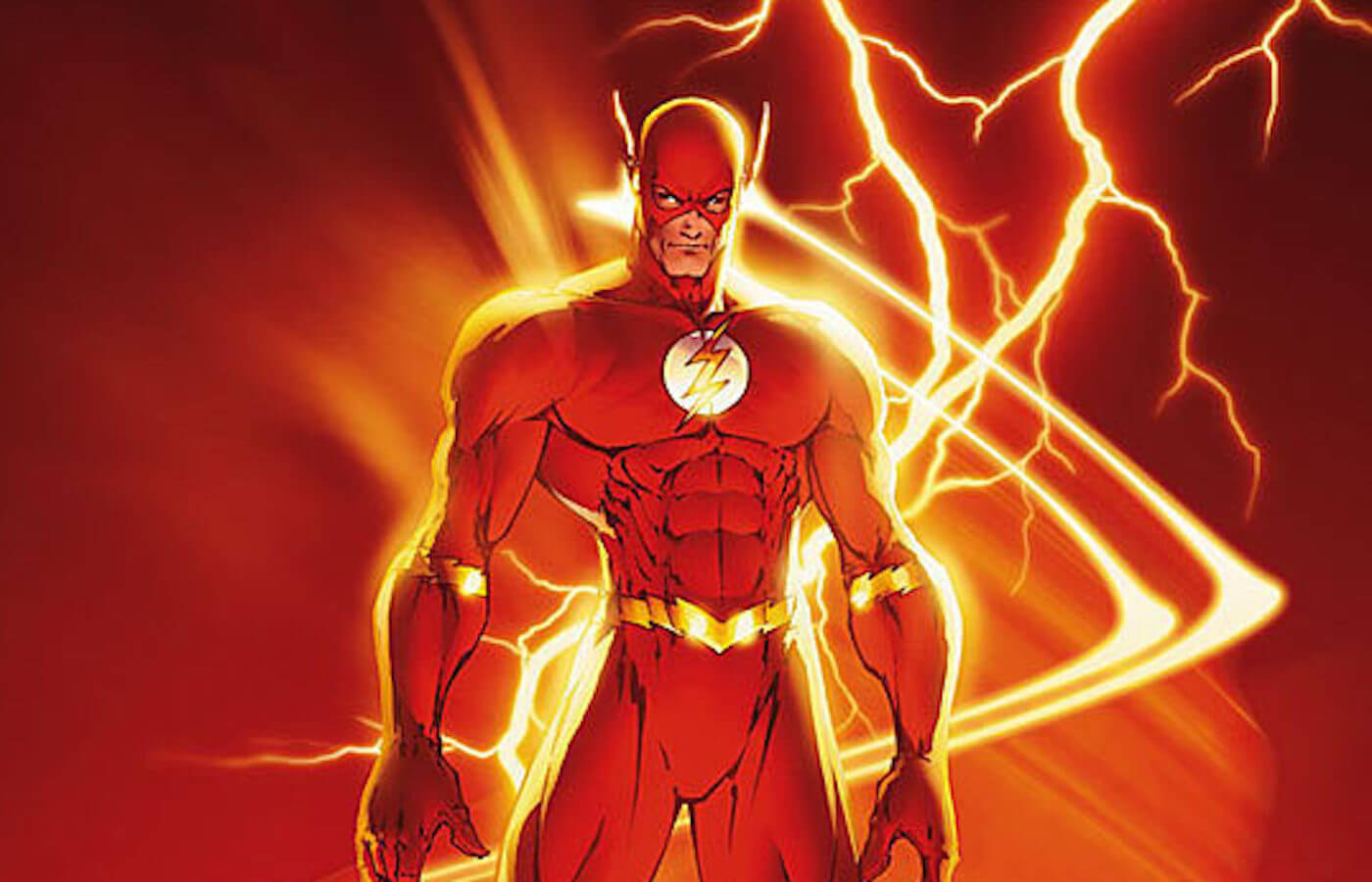 Flash dc comics