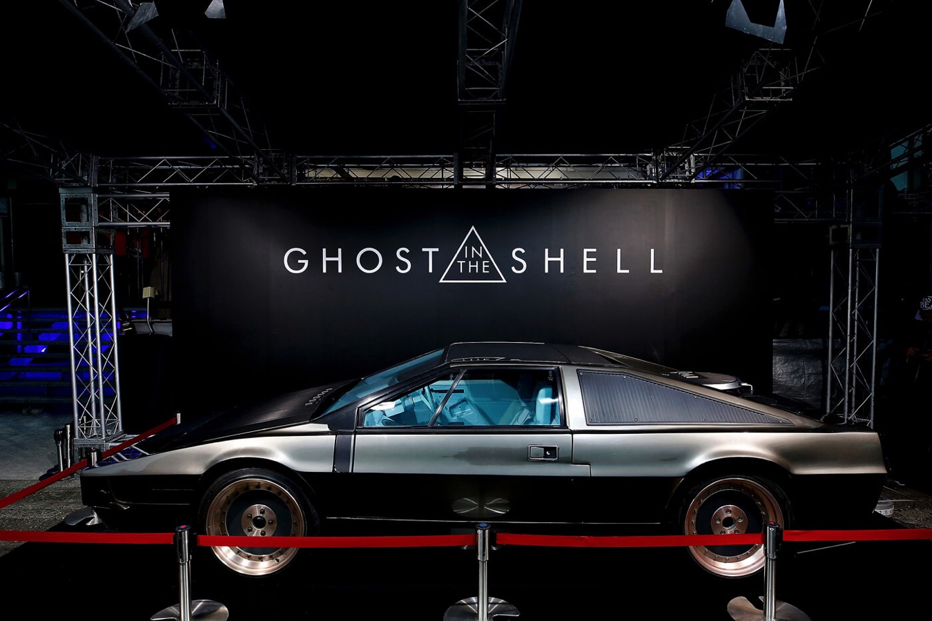 Ghost in the shell batou car copy