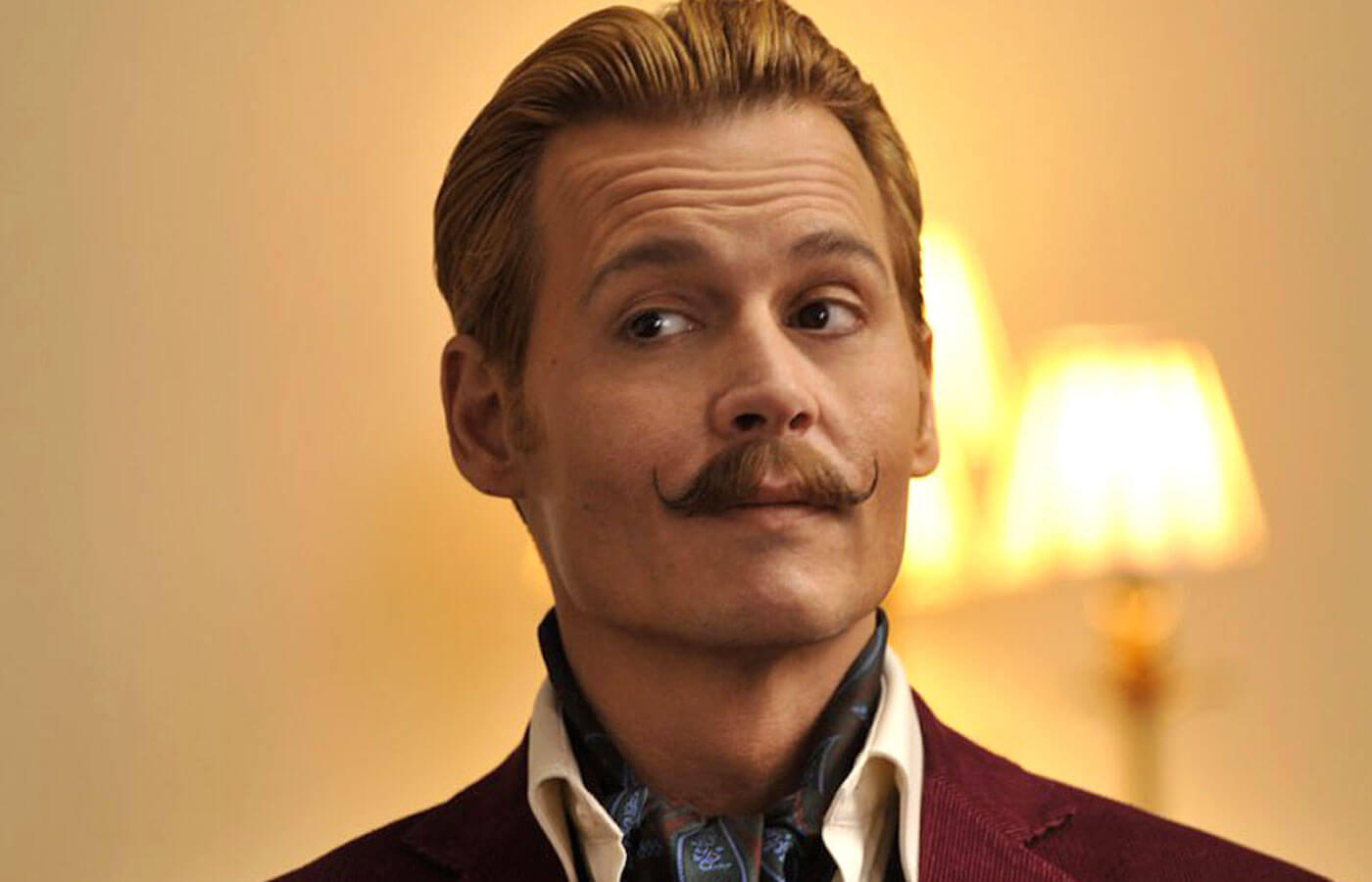 Mortdecai still a l