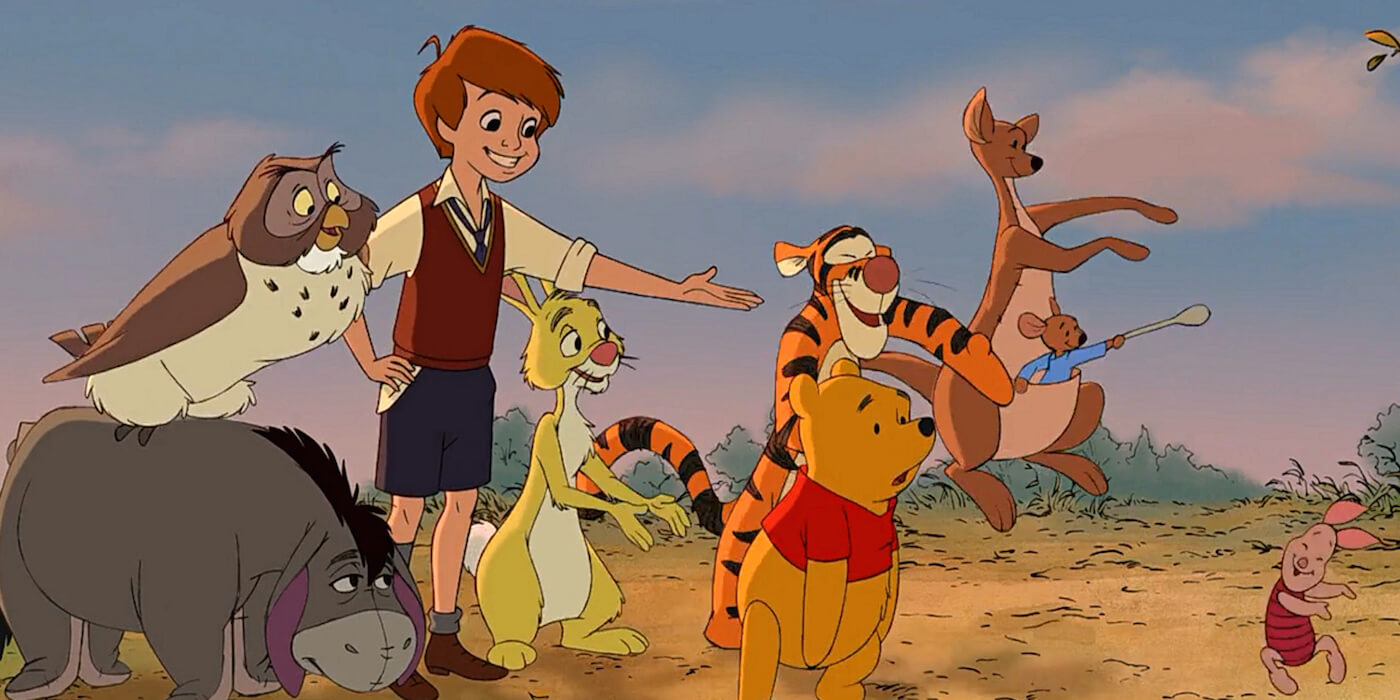ディズニー実写化『くまのプーさん』の監督が決定し、クリストファー・ロビンの物語になることも判明!