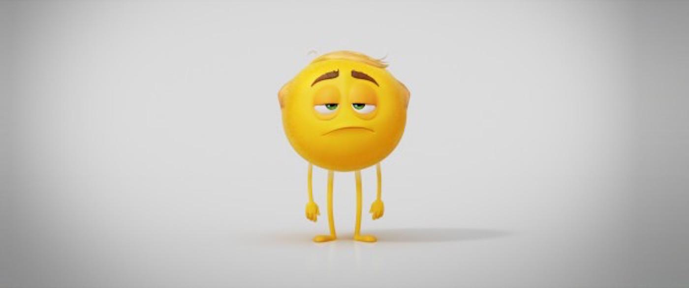 Emoji movie meh