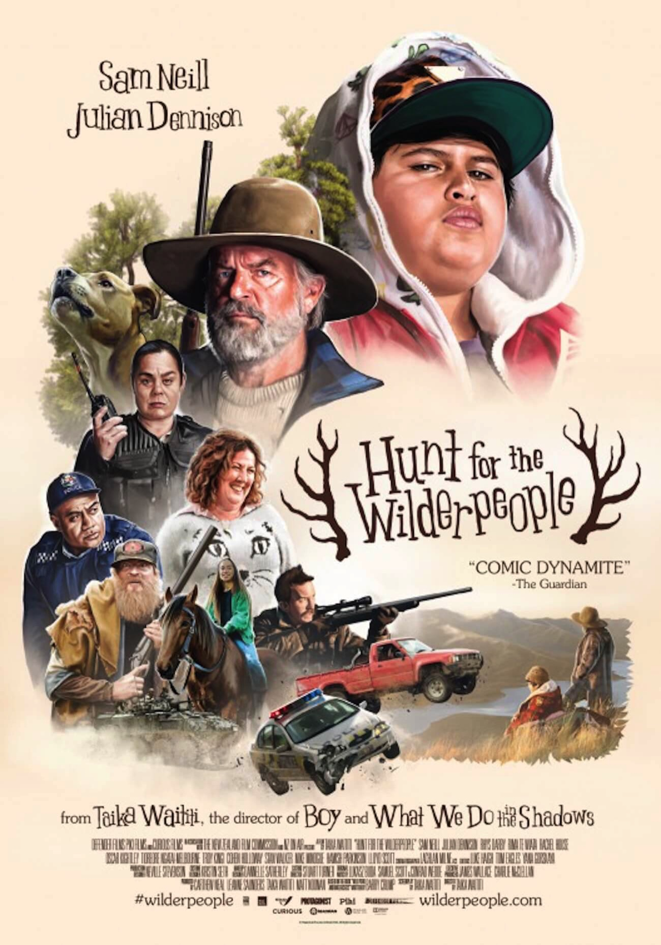 Hunt for the wilderpeople ver3