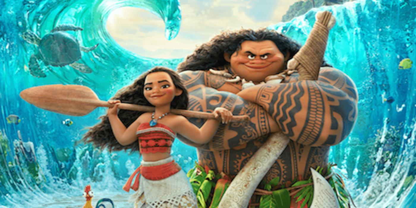 全米Box Office(12/2〜4):ディズニー『モアナと伝説の海』が2週連続となる首位を獲得!