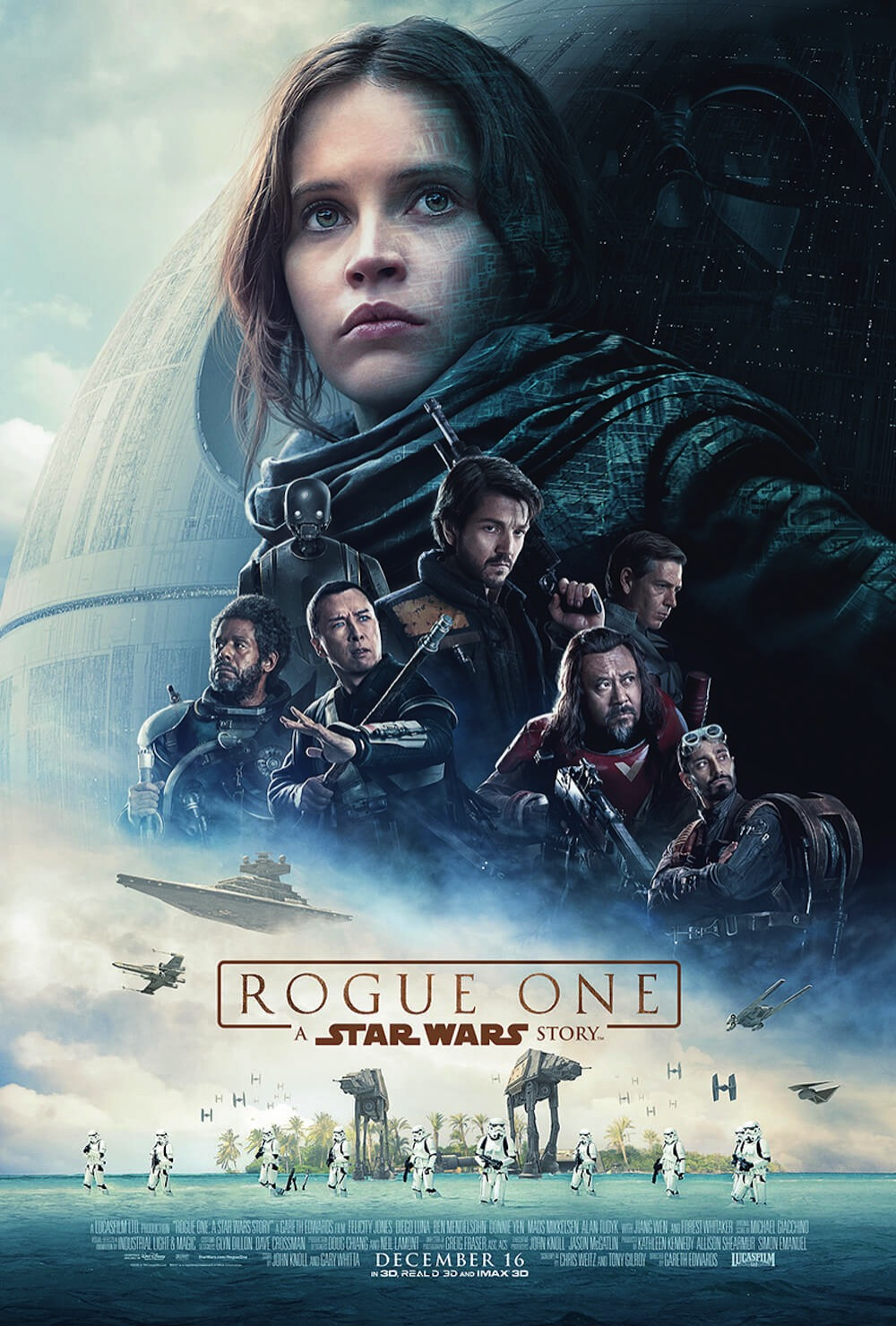 Rogue one final poster