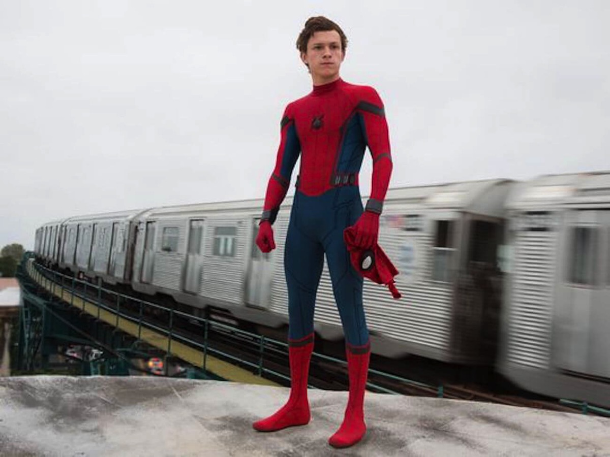 Spider man homecoming tom holland 1