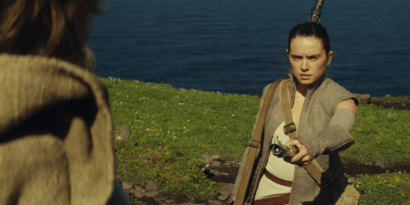 Star wars episode 8 daisy ridley image