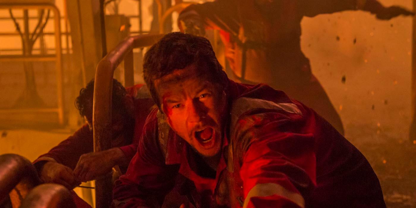 マーク・ウォールバーグ主演でメキシコ湾原油流出事故を描く『バーニング・オーシャン』の特報が解禁!
