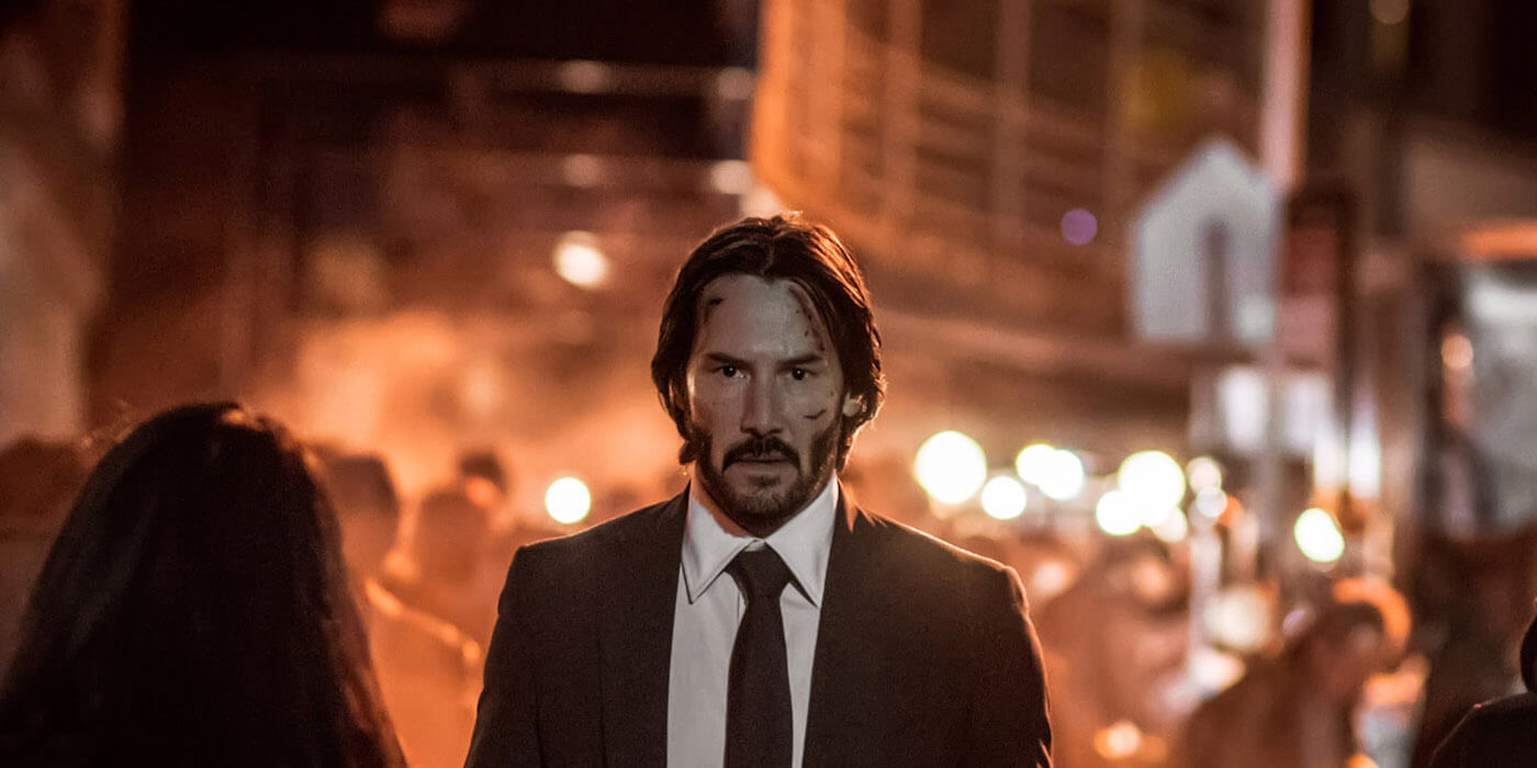 John wick chapter 2 keanu reeves