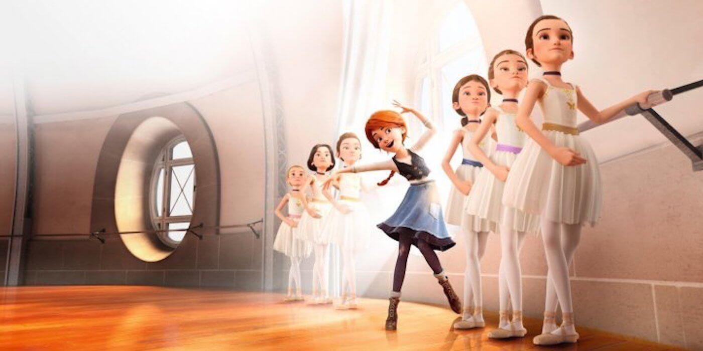 エル・ファニングが声優を務めるアニメ映画『リープ!(原題)/Leap!』の予告編