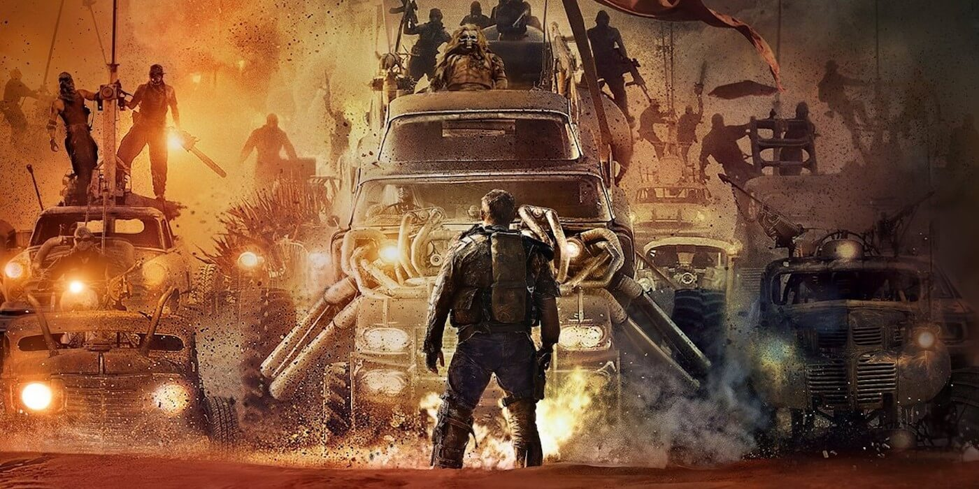 Mad max fury road poster 3