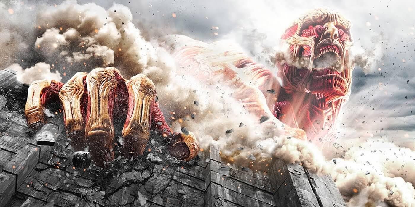 ハリウッド版『進撃の巨人』映画化をワーナー・ブラザーズが企画中!