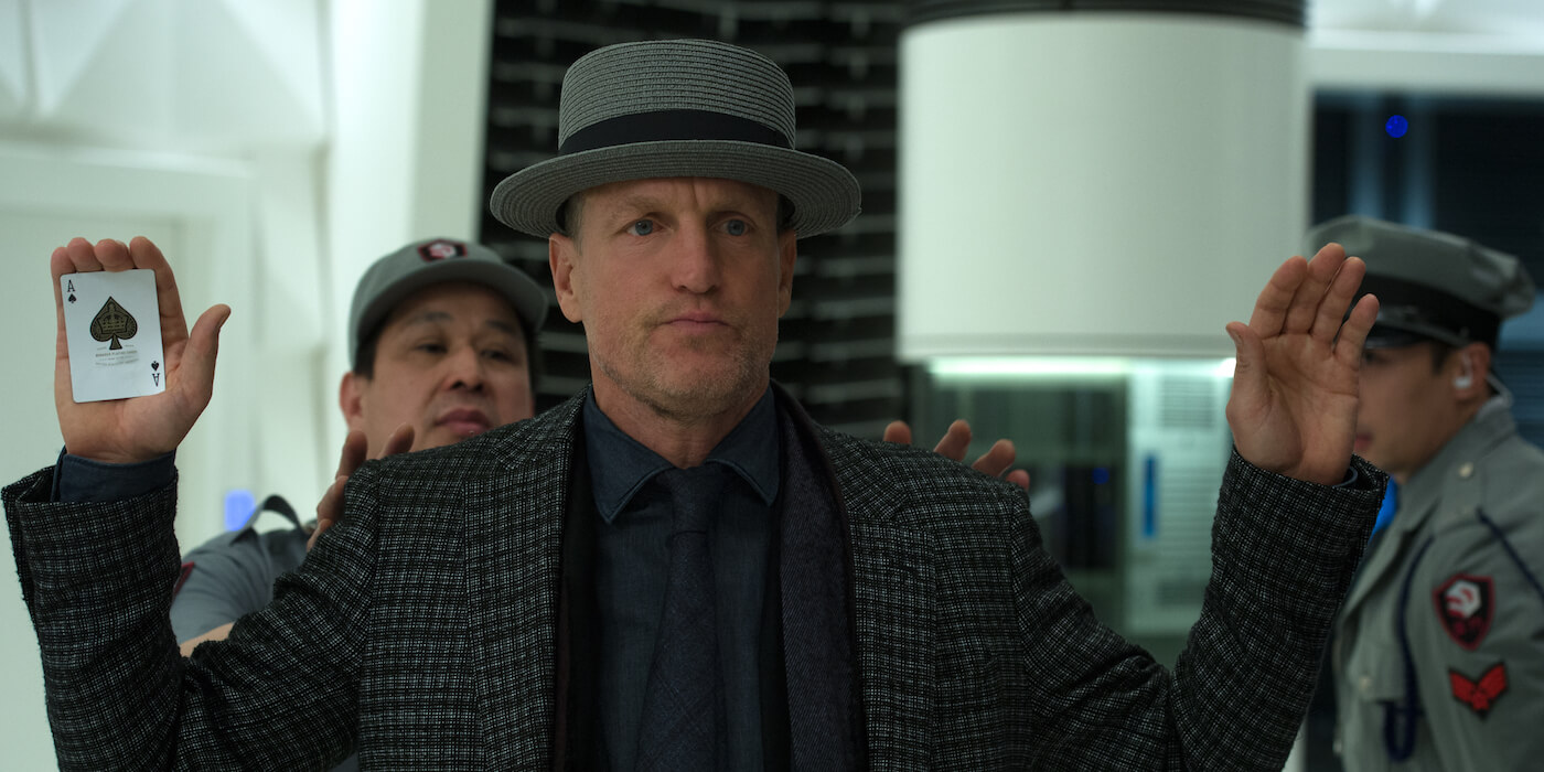 Now you see me 2 woody harrelson