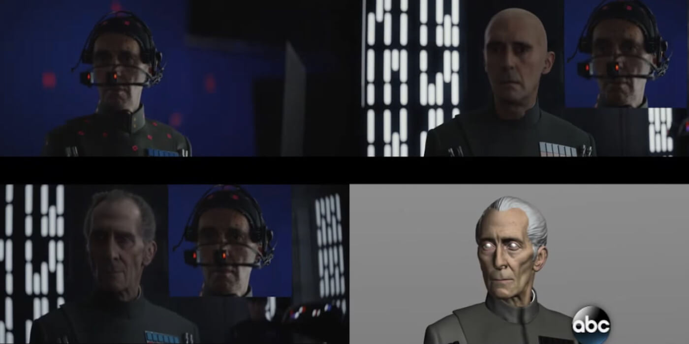 Rogue one digital tarkin