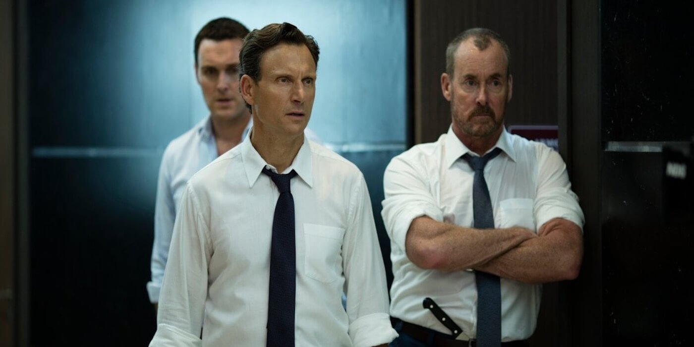 『The Belko Experiment』予告編:ジェームズ・ガン脚本の社内ハンガーゲーム!