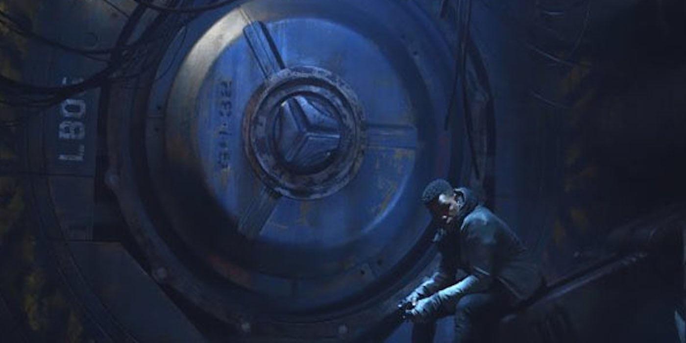 『パシフィック・リム2』から主演ジョン・ボイエガの画像が初公開!
