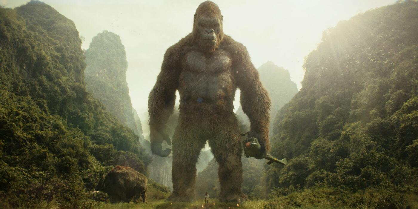 『キングコング:髑髏島の巨神』に登場する全怪獣の詳細が判明!!「空前絶後の怪獣大戦争」