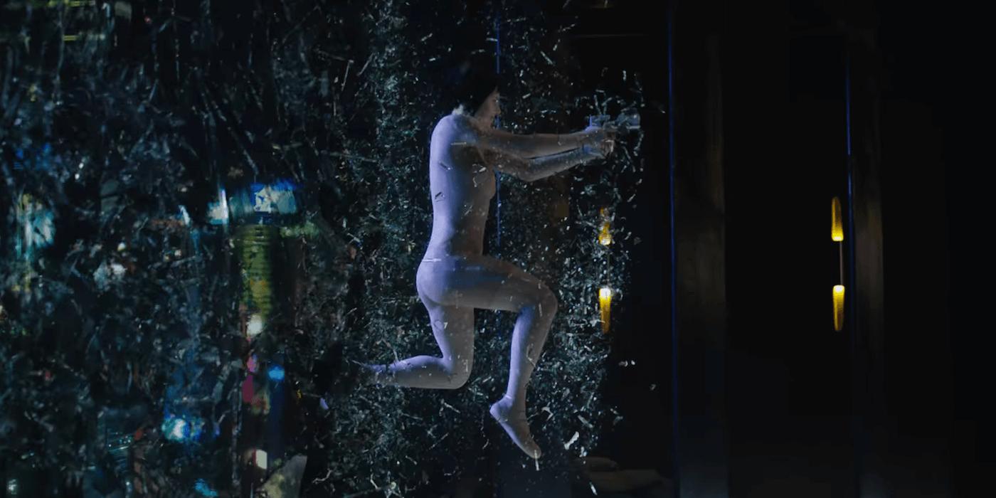 スカーレット・ヨハンソン主演『ゴースト・イン・ザ・シェル』スーパーボウル向け映像が公開!